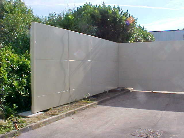 Acoustic Barrier